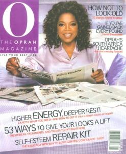 Oprah Energy Makeover