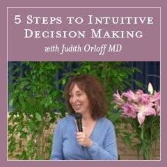 5 steps to intuitive decision making