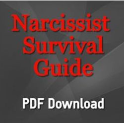 narcissist survival guide